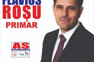 Partidul Republican îl susține pe primarul Flavius Roșu pentru un nou mandat la Șag