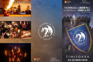 Festivalul Medieval al Castelului Huniade