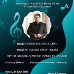"""Cristian Măcelaru va dirija orchestra Filarmonicii Banatul de """"Ziua Timișoarei"""""""