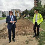 Încep lucrările de modernizare pe Grigore Alexandrescu, tronsonul cuprins între Calea Torontalului și Calea Aradului
