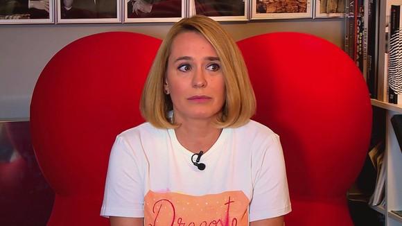 Andreea Esca, în lacrimi la TV, după lupta familiei ei cu COVID-19