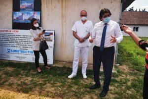 Două noi corpuri de clădire la Spitalul Victor Babeș din Timișoara