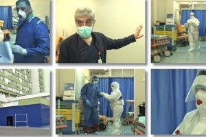 372 de îmbolnăviri cu coronavirus în Timiș. La ATI sunt 30 de pacienți
