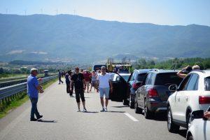 Atenție la vacanțele planificate în Grecia! Cozi kilometrice la vamă