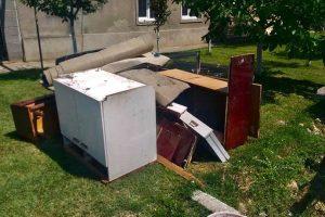 Campanie de colectare a deșeurilor voluminoase la Recaş
