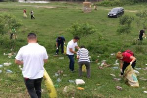 ADID, printre participanţii la acţiunea de ecologizare a malurilor Timişului