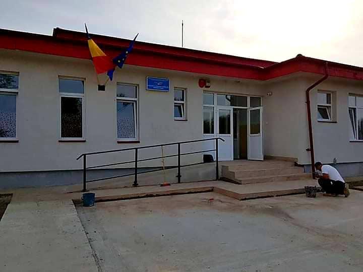 Grădinița nouă din Sânmihaiu Român va avea grupă cu program prelungit