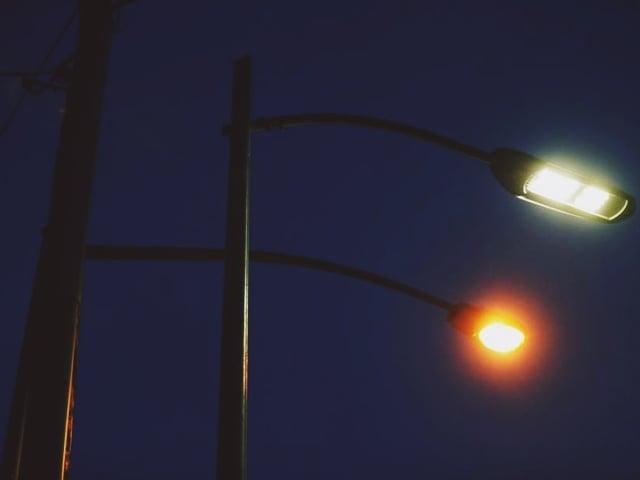 Sistemele de iluminat public din Giroc, modernizate