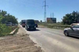 În câteva zile încep lucrările la drumul dintre Timișoara și Moșnița Nouă