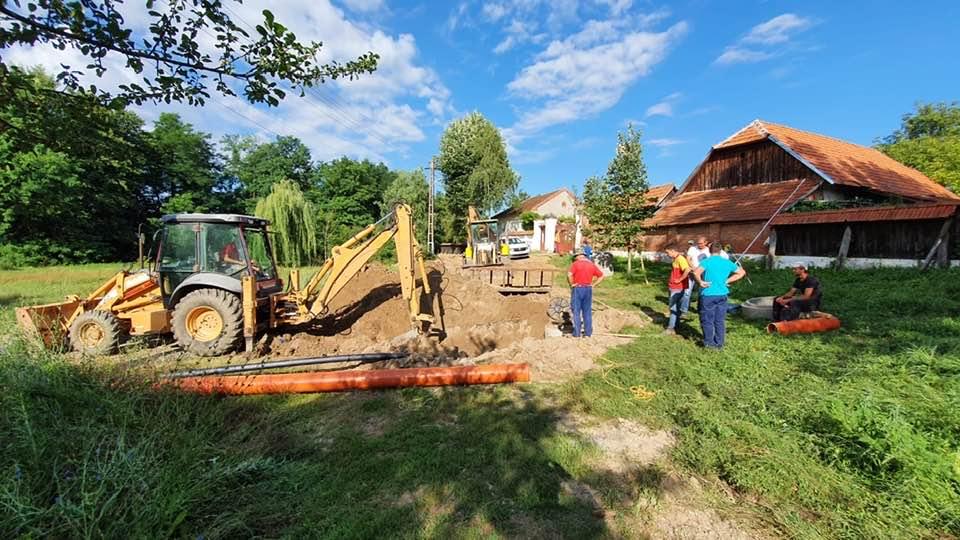 Primarul orașului Făget anunță lucrări pentru extinderea şi modernizarea sistemelor de apă şi apă uzată