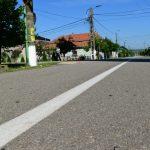 S-au finalizat lucrările privind marcajele rutiere în Recaș și drumurile de legătură VIDEO