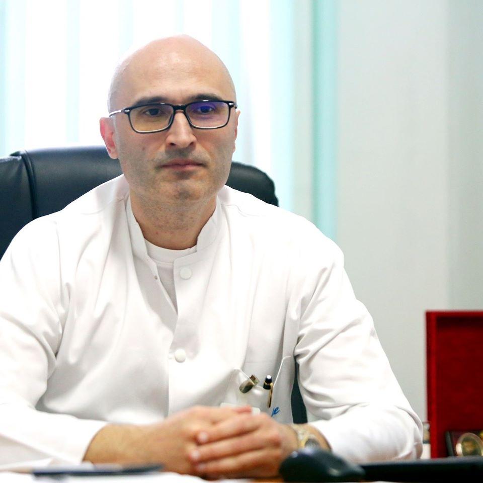 """Medicul Cristian Oancea: """"Și noi, medicii, putem fi frustrați de ceea ce vedem în jurul nostru"""""""