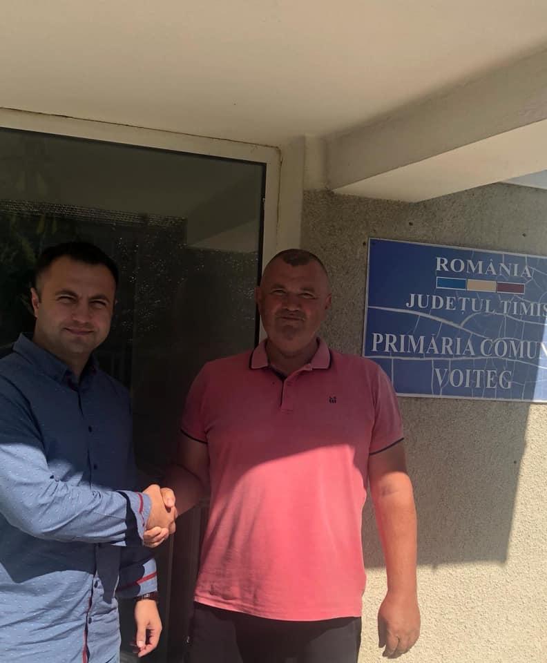Partidul Republican filiala Timiș și-a desemnat candidatul pentru Primăria Voiteg