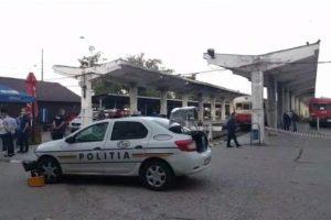 Tânăr înjunghiat mortal la Gara de Nord. Criminalul este căutat de poliție