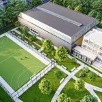 Cum arată şi la ce şcoală se află cea mai modernă sală de sport