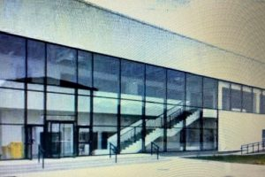 Stadiul lucrărilor la sala de sport din Biled