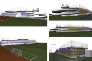 """Proiectul de reconstrucție a Stadionului """"Știința"""", aprobat de Guvern"""