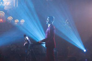 Concert de basm în Munţii Parâng, susţinut de Daniel Dorobanţu