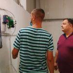 Extinderea şi modernizarea reţelei de apă potabilă, staţie de tratare a apei şi staţie de pompare, în localitatea Şandra/ VIDEO