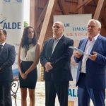 ALDE Timiș și-a prezentat candidatul la Consiliul Județean