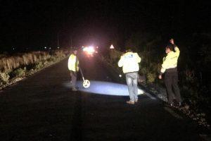 Pieton accidentat mortal de o maşină pe marginea unui drum judeţean din Arad