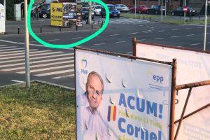 PMP: Furt și hoție la drumul mare în Timișoara!