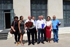 ALEGERI LOCALE 2020: Titu Bojin, candidatul ALDE la Consiliul Județean și-a depus candidatura