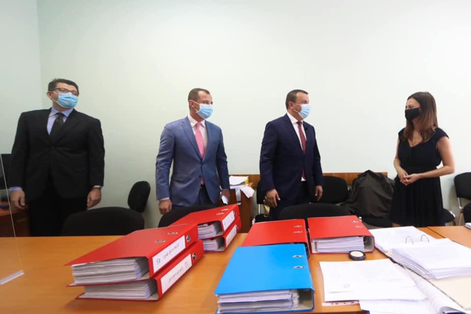 Organizația Județeană Timiș a Partidului Social Democrat a depus listele şi dosarele candidaților la Primărie și CJ