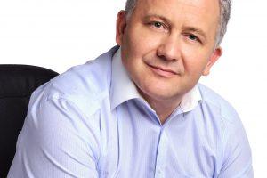 Deputatul Cornel Sămărtinean și ministrul secretar de stat Alexandru Mutruc, aleșii PMP Timiș pentru Consiliul Județean și Primăria Timișoara