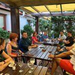 Deputatul Marian Cucşa, iniţiatorul legii impozit zero Horeca, întâlnire importantă cu reprezentanţii timişeni din domeniu