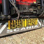 Transport agabaritic pe ruta Nădlac- Mihail Kogălniceanu