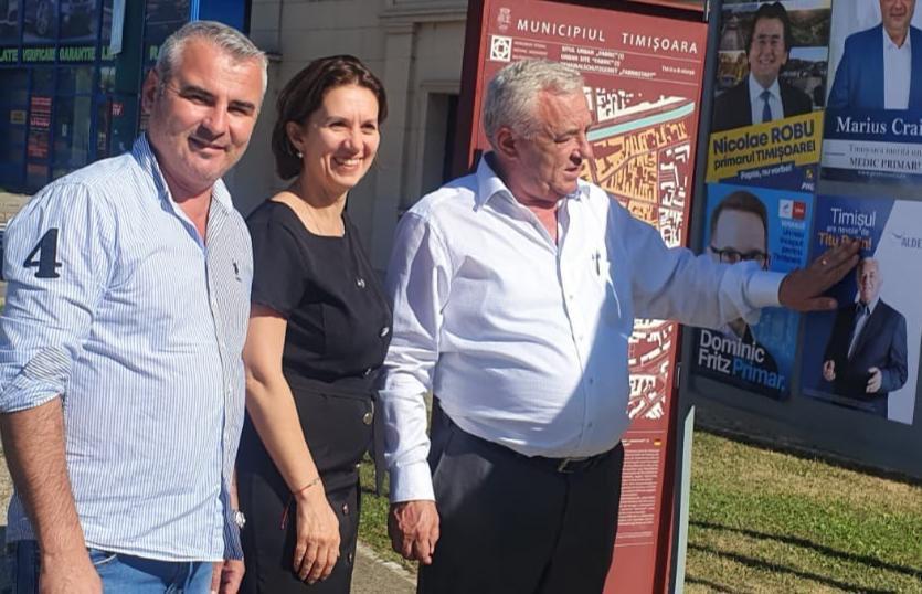 ALDE Timiș a început campania electorală
