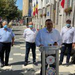 Marius Craina şi echipa Pro România şi-au depus candidaturile