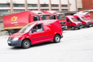 Premieră în istoria Poştei Române: Cursă poştală auto pe ruta Bucureşti – Timişoara – Frankfurt