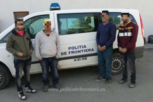 Migranţi depistaţi la frontiera cu Serbia şi Ungaria
