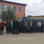Migranţi transportaţi în zona Oraviţa cu antemergător