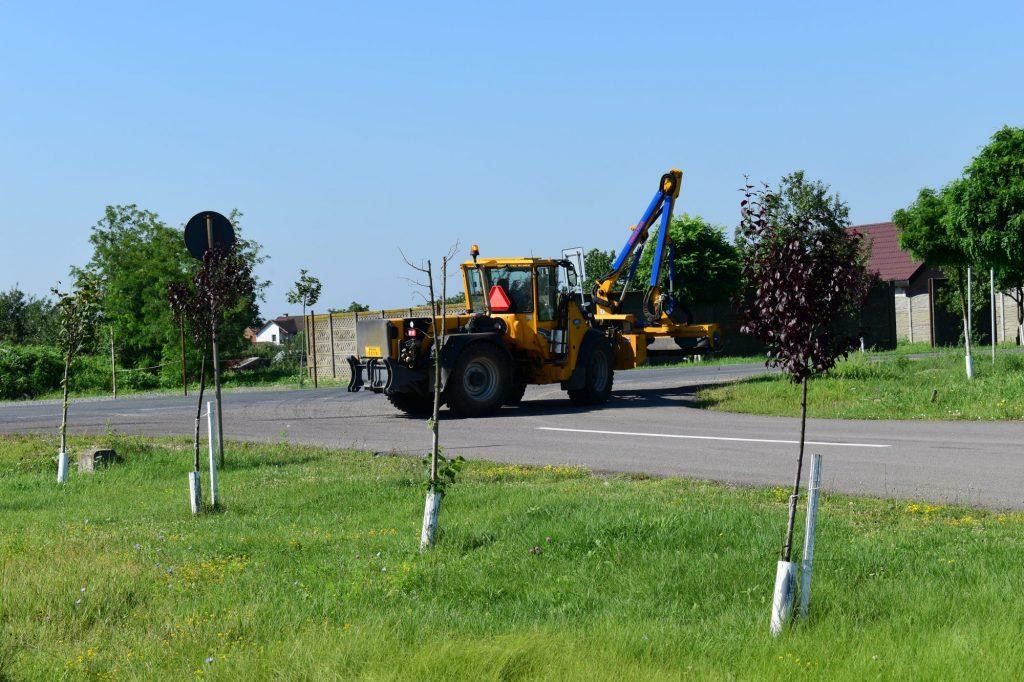 Autoritățile din Recaș au primit o mașină pentru eradicarea buruienilor de pe marginea drumurilor/VIDEO