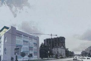 Parcarea de pe Take Ionescu a obținut autorizația de construire