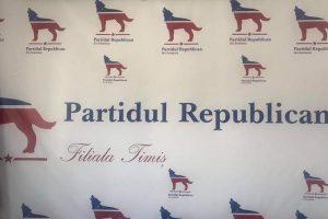 Partidul Republican, cel mai tânăr partid la nivelul judeţului Timiş (P)