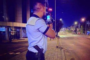 Razie de weekend a Poliţiei Rutiere. 38 de şoferi au devenit pietoni