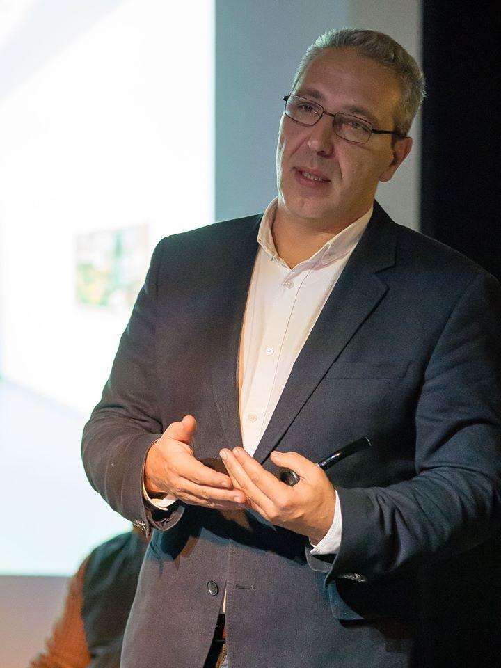 Liberalul Sorin Vlad Predescu, detaşat la Craiova