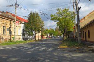 Se închide traficul pe strada Porumbescu. Autobuzul Expres 8 va circula deviat