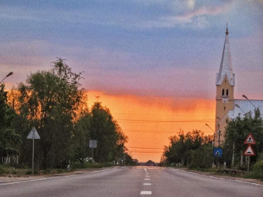Străzile din Bacova intră în reabilitare
