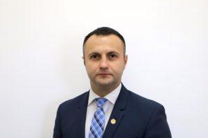 Fostul viceprimar Arian Orza îl votează pe Marian Cucșa la Primăria Timișoara (P)