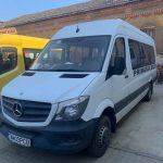 Elevii navetiști din Biled au transport școlar