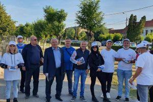 Echipa ALDE s-a aflat vineri la Jimbolia si Cenei (P)