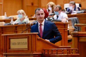 Timișoreanul Alfred Simonis rămâne liderul grupului PSD din Camera Deputaților