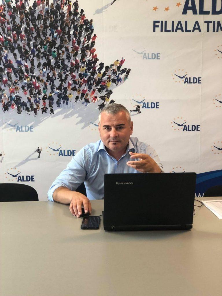 """Marian Coandă, candidatul ALDE Timiș la funcția de consilier județean: Doar câteva zile până când poți alege dacă voturile tranzacționate vor mai conta sau nu! Doar câteva zile până când poți alege proiectele potrivite pentru orașul tău sau localitatea ta!"""" (P)"""