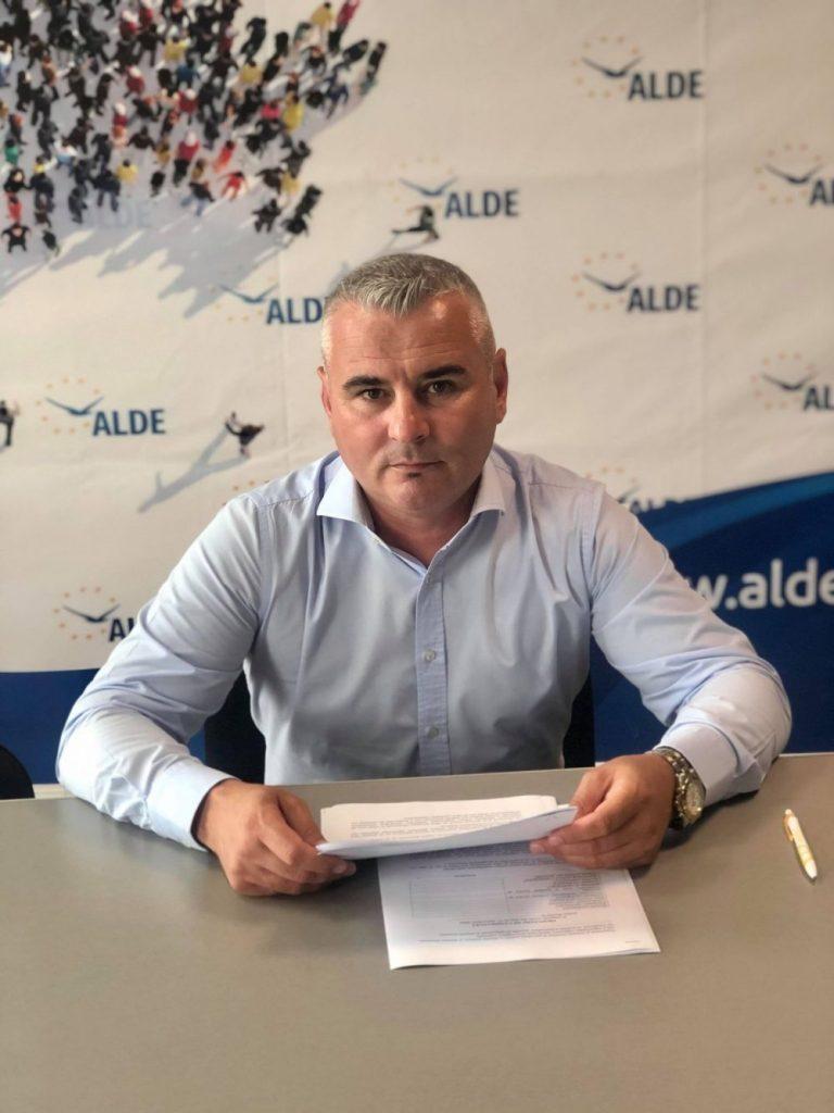 """Marian Coandă, candidatul ALDE Timiș la funcția de consilier județean: """"Bâlbele Guvernului cad pe umerii administrațiilor locale""""(P)"""