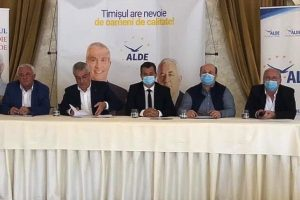 Călin Popescu Tăriceanu a mobilizat structura ALDE din Timiș (P)